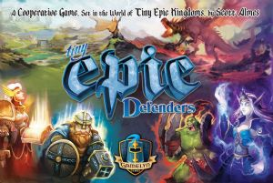 Tiny Epic Defenders 2nd Edition (Special Offer)